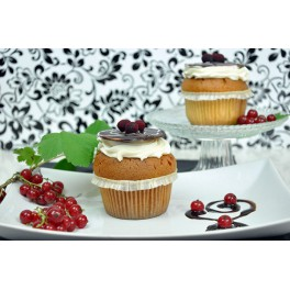 Cassis Passion Cupcake
