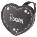 Halfar shoulder bag HEARTBREAKER