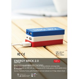 Energy Brick Powerbank