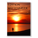 Wand-Kalender EDITION WATTENMEER