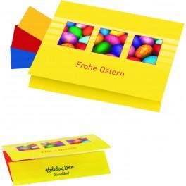 Klappkärchen Eierfarben