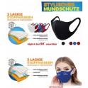 Masken wiederverwendbar