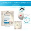 FFP2 Lamdown Atemschutzmaske