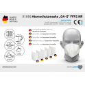 "Atemschutzmaske ""OA-S"" FFP2 NR"