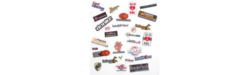 Stickabzeichen/-embleme/Badges