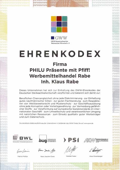 Ehrencodex